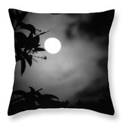 The Moon - La Luna 11 Throw Pillow