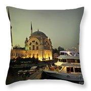 The Mosque Throw Pillow