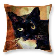 The Most Beautiful Soul In Heaven Throw Pillow