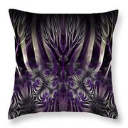 The Mulberry Forest Throw Pillow