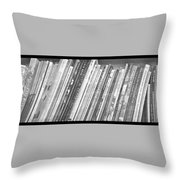 The Muses #2 Throw Pillow