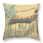The Narrow Road To The Deep North 1 Throw Pillow
