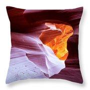 The Natural Sculpture 7 Throw Pillow