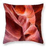 The Natural Sculpture 8 Throw Pillow
