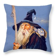 The Navigator Throw Pillow