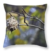 The Nest 2 Throw Pillow