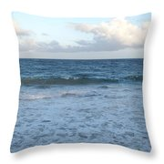 The Next Wave Throw Pillow