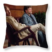 The Nice Guys Throw Pillow