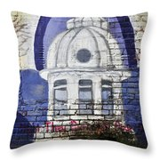 The Night They Drove Old Dixie Down Throw Pillow