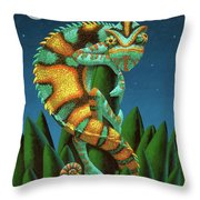 The Night Watch Throw Pillow
