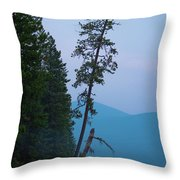 The North Shore At Elkins Throw Pillow