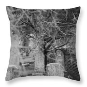 The Note Unsaid Throw Pillow