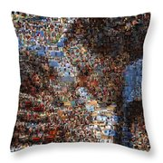 The Notebook Mosaic Throw Pillow