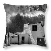 The Oasis Lounge Throw Pillow