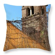 The Obstacles Throw Pillow