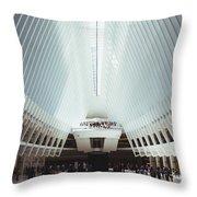 The Oculus Throw Pillow