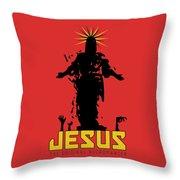 The Og Necromancer Throw Pillow