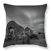 The Old Cottage, Wicklow Throw Pillow