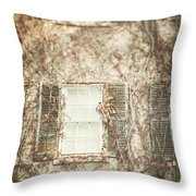 The Old Governor's Mansion Throw Pillow