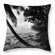 The Old Look Throw Pillow