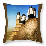 The Old Ones Throw Pillow
