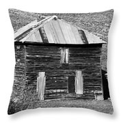 The Old Place Throw Pillow