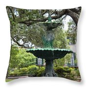 The Old South Series IIi Throw Pillow