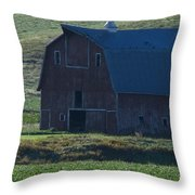 The Old Style Throw Pillow