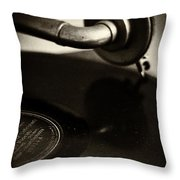 The Old Vic Throw Pillow