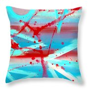 The Olympiad  Throw Pillow