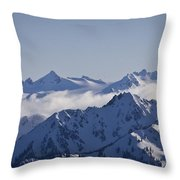 The Olympics Throw Pillow