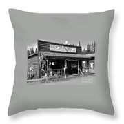 The Only Store Throw Pillow