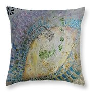The Other Dragon Throw Pillow