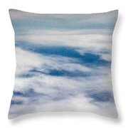 The Other Heaven Throw Pillow