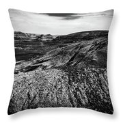 The Other Moon Throw Pillow