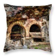 The Ovens Throw Pillow