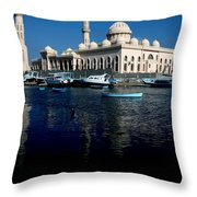 The Pacitude Of It Throw Pillow