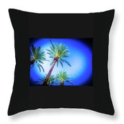 The Palms Of Scottsdale  Throw Pillow