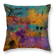 The Parable Throw Pillow