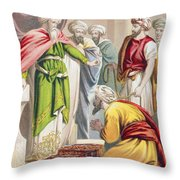 The Parable Of The King And The Throw Pillow