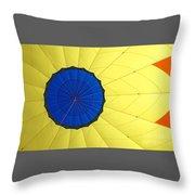 The Parachute Throw Pillow
