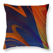 The Part Of A Whole Throw Pillow