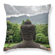 The Path Of The Buddha #10 Throw Pillow