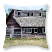 The Penthouse Coop Throw Pillow