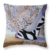 The Perfect Fit Throw Pillow