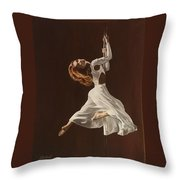 The Performance Throw Pillow