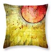 The Petals Throw Pillow