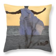 The Petition Throw Pillow