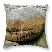 The Philosophers' Stone Throw Pillow