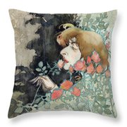 The Picture Of Dorian Gray - 1 Throw Pillow